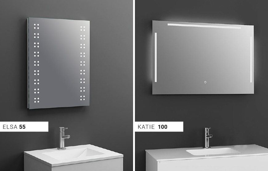 Special offer. LED Mirrors in new price. 30% off