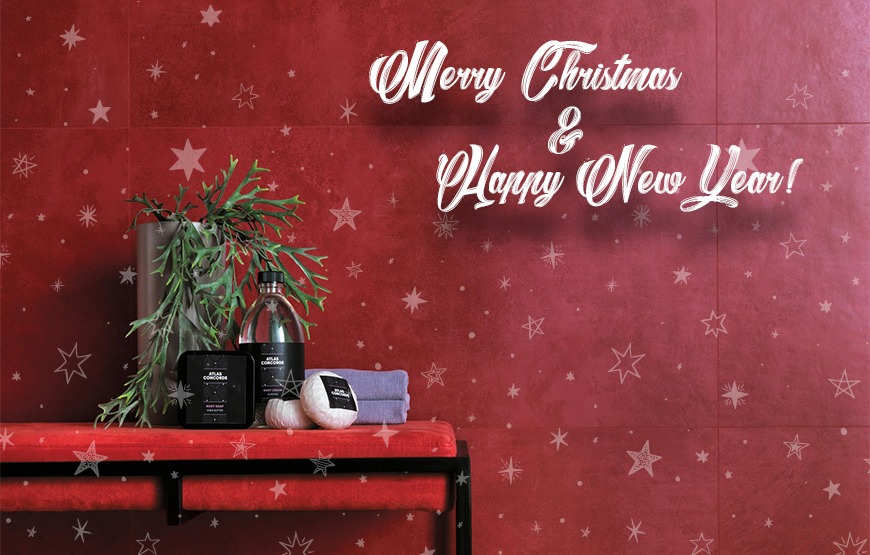 National Tile wishes all our customars a Merry Christmas and Happy New Year