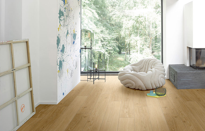 Parador Classic 1050. 8mm laminate flooring.