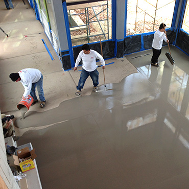 National Tile. Tile fixing solutions. Substrate preparation for tiles.