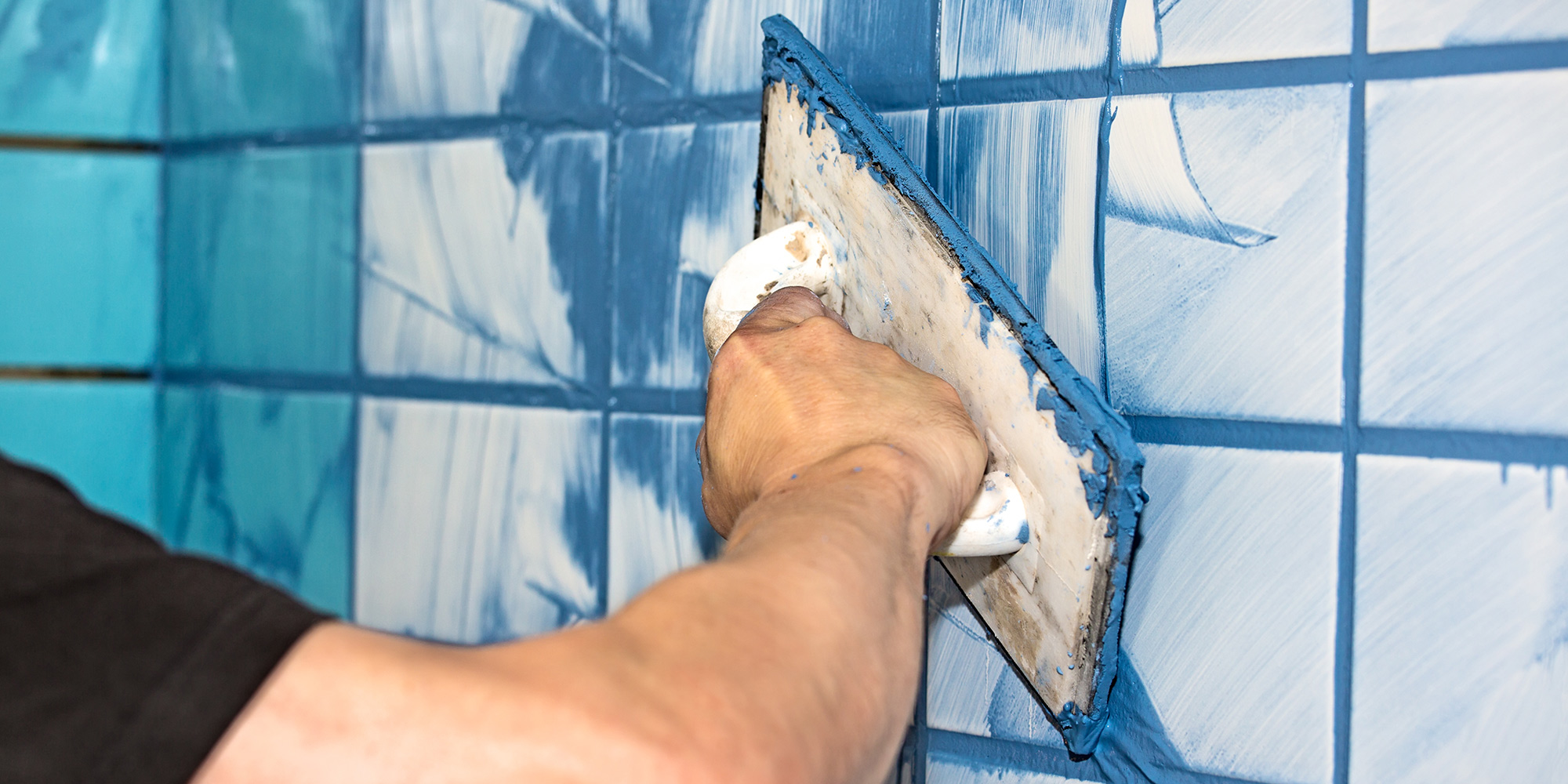 Tile fixing solutions Ireland. Tile grouts and silicon sealants.