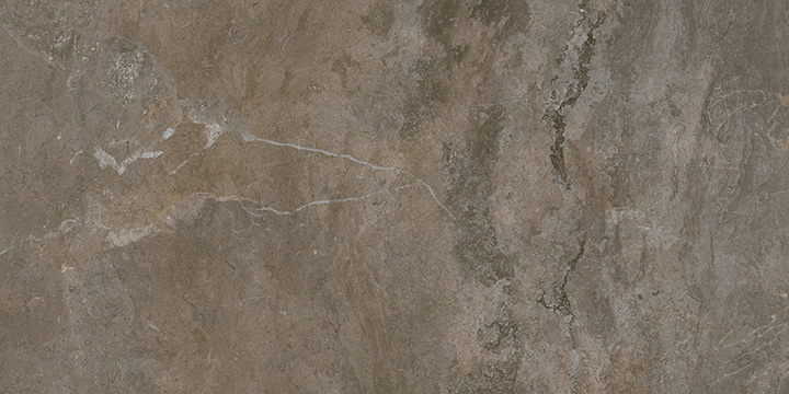 Cave Noce 45x90. Natural stone look porcelain tile for walls and floors.
