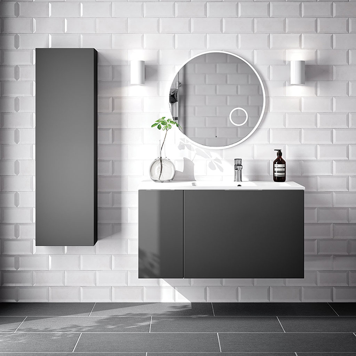 Bathroom furniture collection Alor