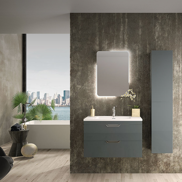 Bathroom furniture collection Madison with Lounge Basin