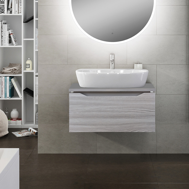 Bathroom furniture collection Street Fusion