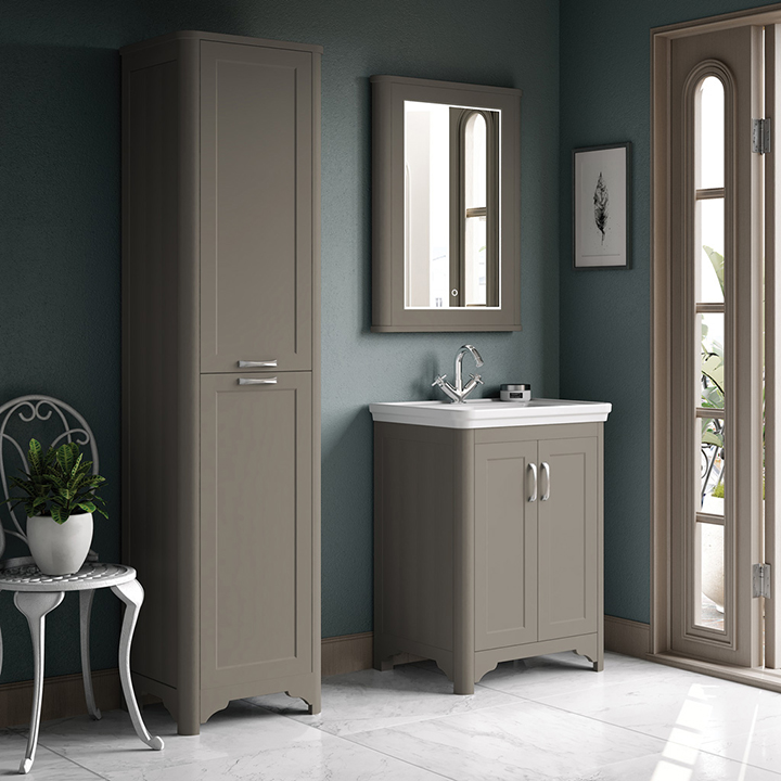 Bathroom furniture collection Westminster