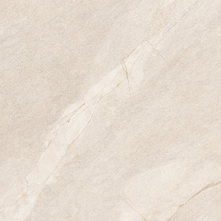 Halley Taupe 60x60. Structured anti-slip natural stone look porcelain tile for walls and floors.
