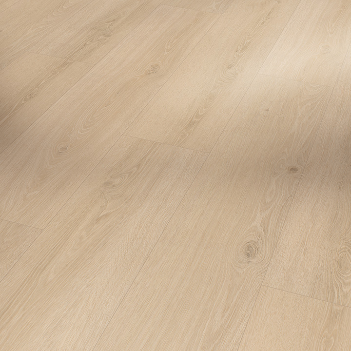 Parador Basic 5.3 Studioline Sanded Oak 1209x225x5.3mm. Wood effect vinyl flooring.