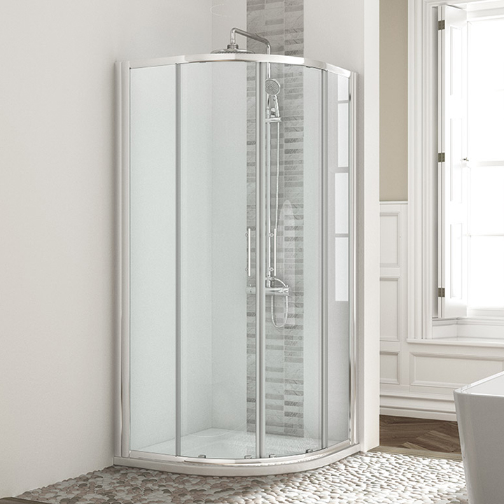 Shower enclosure - Two door Quadrant