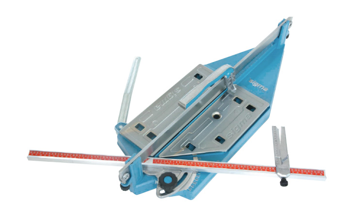 Sigma Ireland. Diagonale. Manual tile cutter diagonal and straight cuts on ceramic and porcelain tiles.