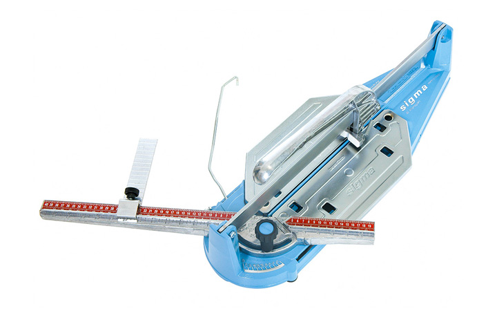 Sigma Ireland. Tecnica. Manual tile cutter diagonal and straight cuts on ceramic and porcelain tiles.