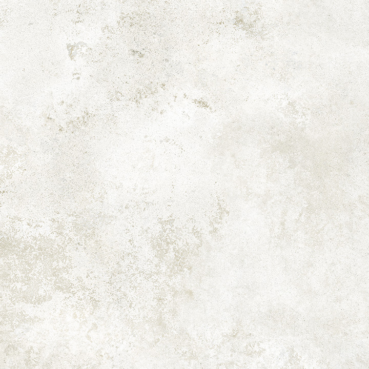 Torano White 80x80. Large format concrete look matt and semi-polished finish porcelain tile.
