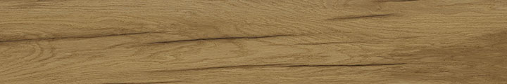 Treverklife Cherry 20x120. Extra long plank wood look rustic porcelain tile. Slip rating R9 A.