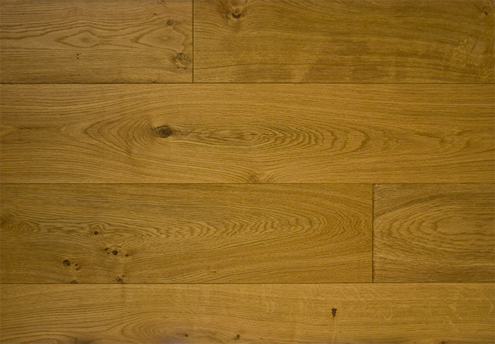 White Oak 220 Brushed and Laquered 220x2200x21/6. Engineered wood flooring.