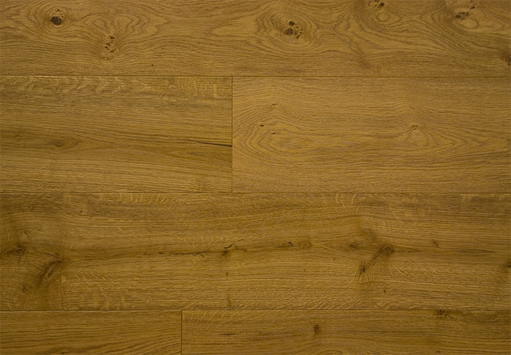 White Oak 220 Smoked, Brushed and Laquered 220x2200x21/6. Engineered wood flooring.